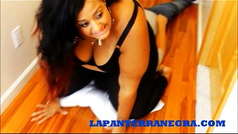 LAPANTERRANEGRA.COM DOMINATION LESSIONS WITH BORIQUA BABY  HD