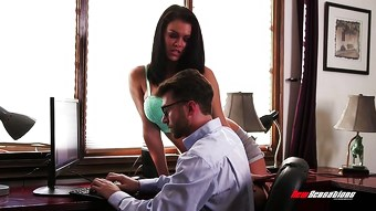 Cheating Wife Peta Jensen Fucking James Deen