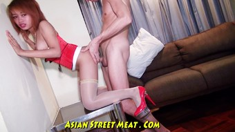 Abandoned Slum Bum Asian Chubby Sperm Girlie